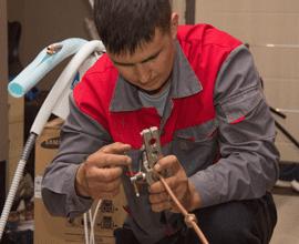 Установка кондиционеров в мурманске техническое обслуживание и ремонт кондиционера